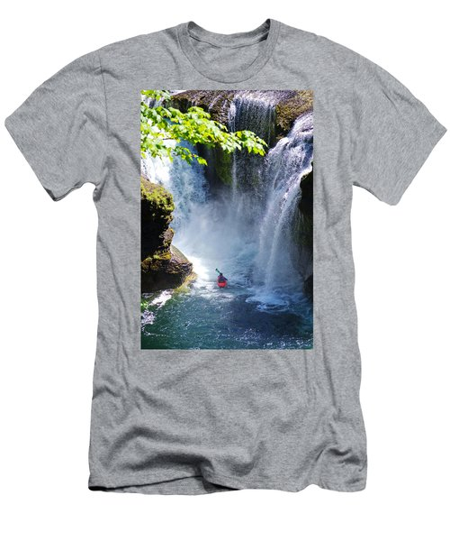 Going In   Men's T-Shirt (Athletic Fit)