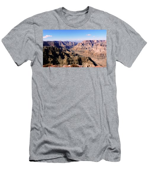 Men's T-Shirt (Slim Fit) featuring the photograph Grand Canyon by Lynn Bolt