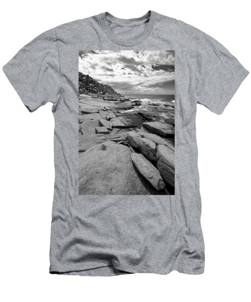 Granite Shore Men's T-Shirt (Athletic Fit)