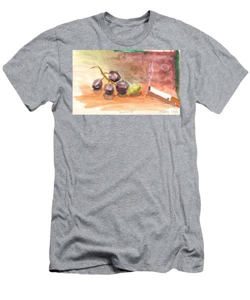 Grapeality Men's T-Shirt (Athletic Fit)
