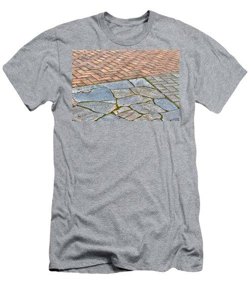 Street Design Men's T-Shirt (Athletic Fit)