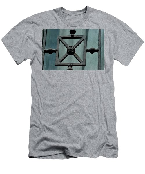 Iron Work Men's T-Shirt (Athletic Fit)