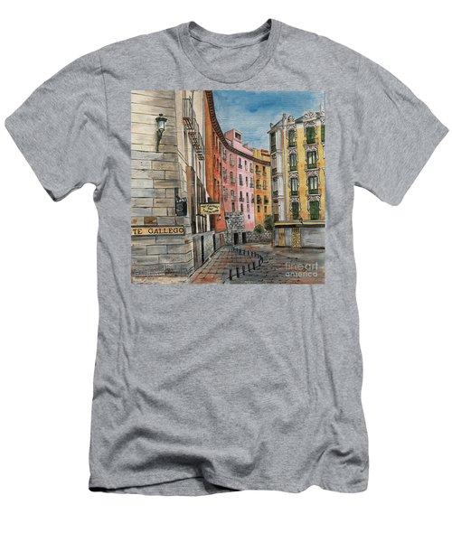 Italian Village 2 Men's T-Shirt (Athletic Fit)