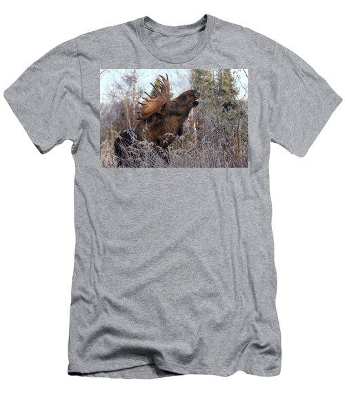 Just A Little Bit Higher Men's T-Shirt (Athletic Fit)