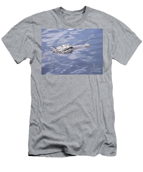 King Of The Everglades Men's T-Shirt (Athletic Fit)