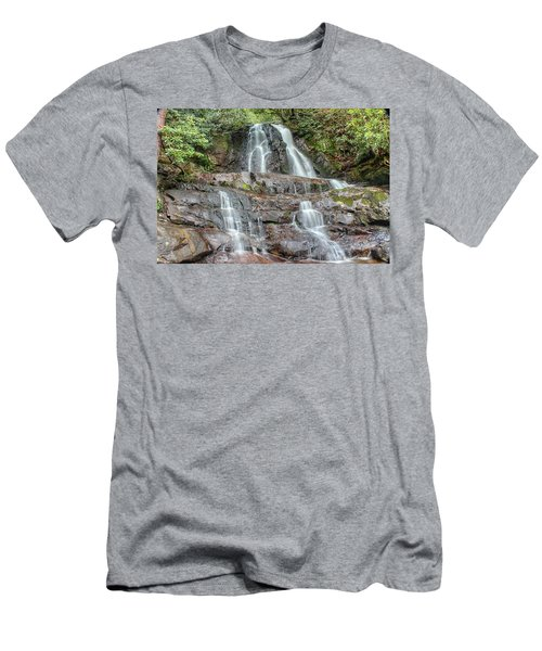 Laurel Falls Men's T-Shirt (Athletic Fit)