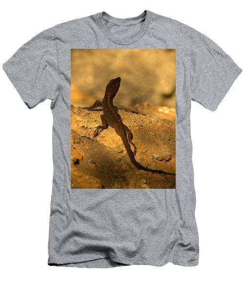 Leapin' Lizards Men's T-Shirt (Athletic Fit)