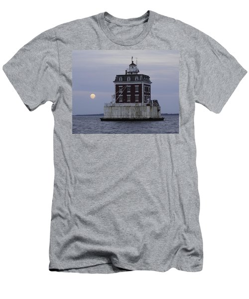Ledge Light Men's T-Shirt (Athletic Fit)