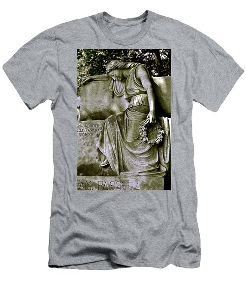 Left In Peace Men's T-Shirt (Athletic Fit)