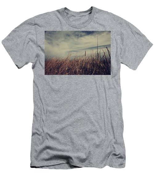 Like The Way You Used To Run Your Fingers Through My Hair Men's T-Shirt (Athletic Fit)