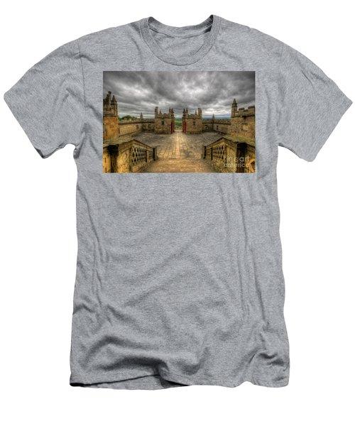 Little Castle Entrance - Bolsover Castle Men's T-Shirt (Athletic Fit)