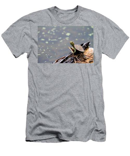 Little Guy Men's T-Shirt (Athletic Fit)