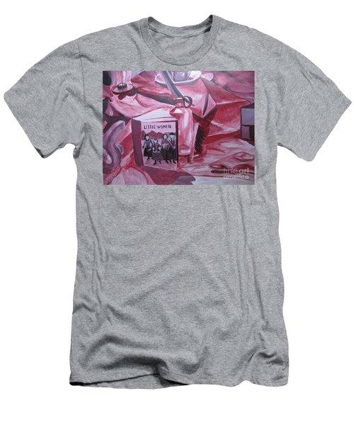 Little Women Men's T-Shirt (Athletic Fit)