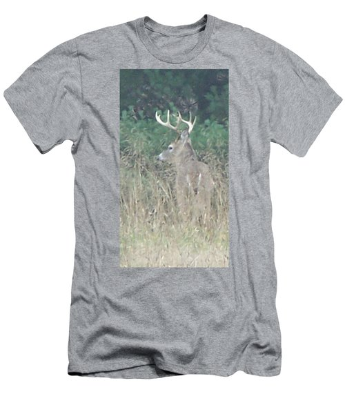 Majestic Buck Men's T-Shirt (Athletic Fit)