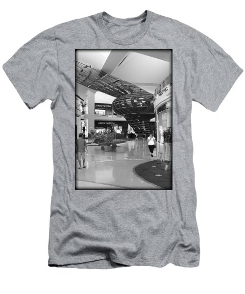 Mall Life Iv Men's T-Shirt (Athletic Fit)
