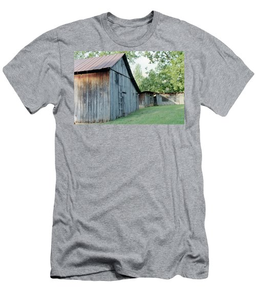 Monroe Barns Men's T-Shirt (Athletic Fit)