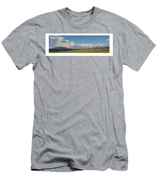 Moreno Valley Clouds Men's T-Shirt (Athletic Fit)