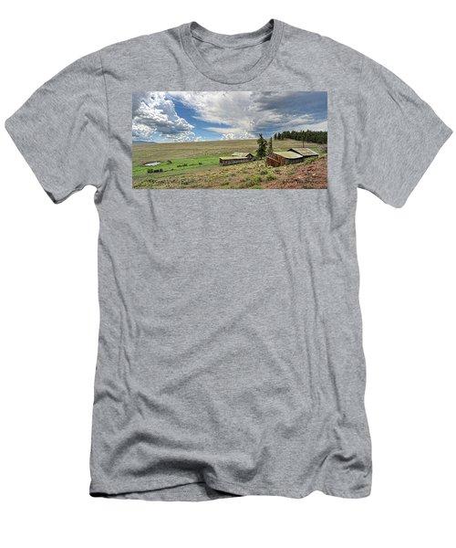 Moreno Valley Ranch Men's T-Shirt (Athletic Fit)