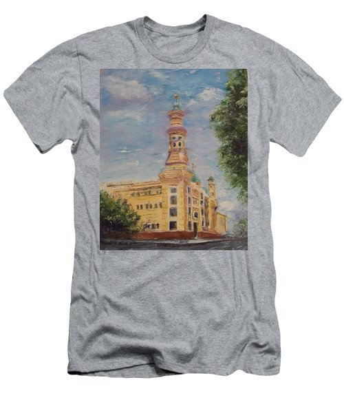 Murat Shrine Temple Men's T-Shirt (Athletic Fit)