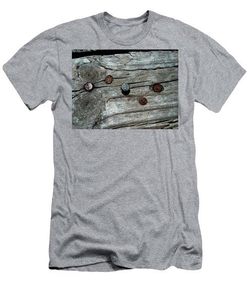 Nails Men's T-Shirt (Athletic Fit)