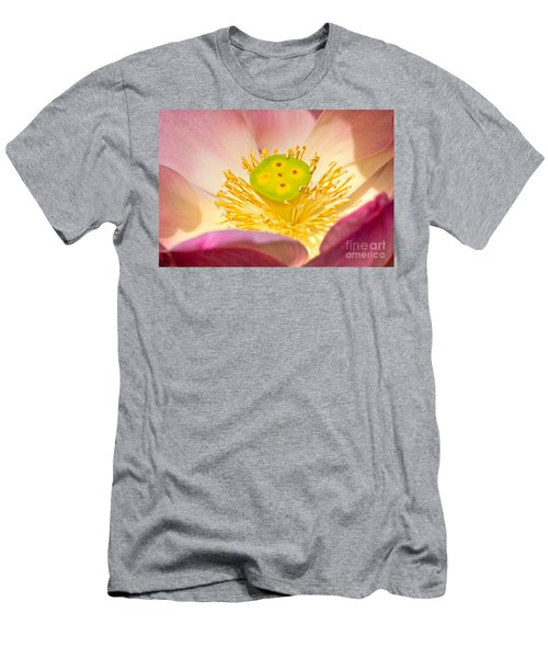 Men's T-Shirt (Slim Fit) featuring the photograph Nature by Luciano Mortula