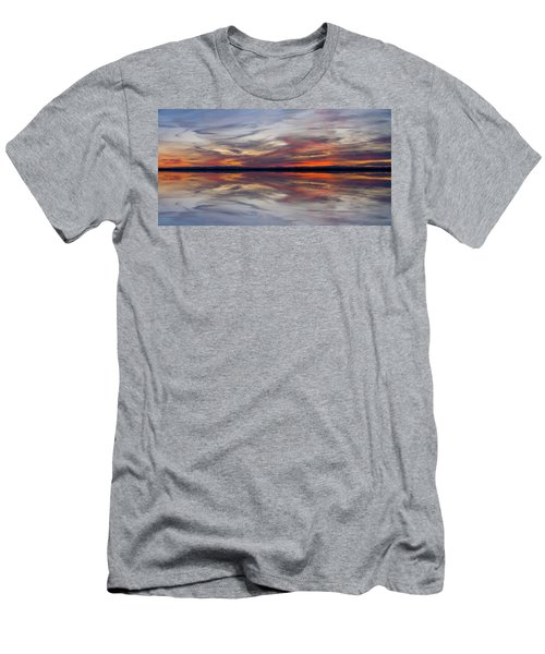Off Highway 99 Men's T-Shirt (Slim Fit) by Mark Greenberg
