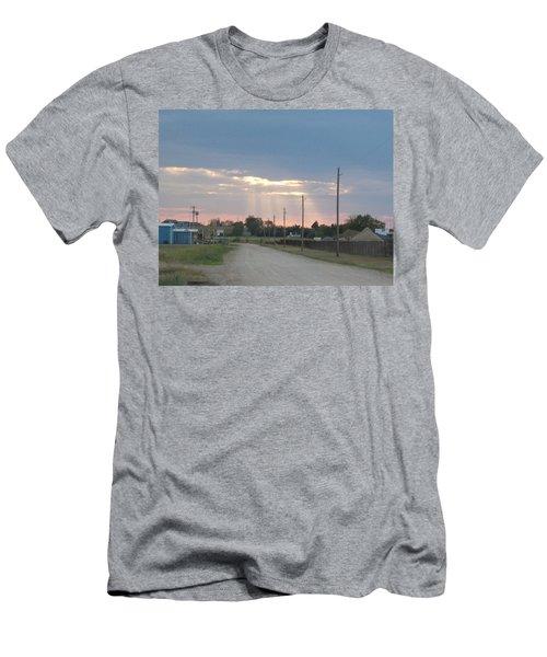 Oklahoma Beamer Men's T-Shirt (Athletic Fit)