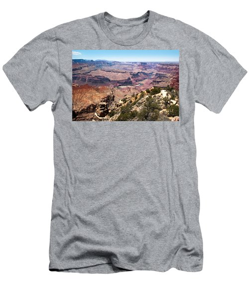 On The Rim Men's T-Shirt (Athletic Fit)