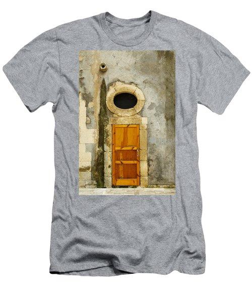Open That Door Men's T-Shirt (Athletic Fit)