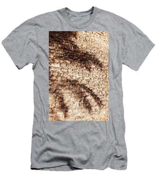 Palm Fragment Men's T-Shirt (Athletic Fit)