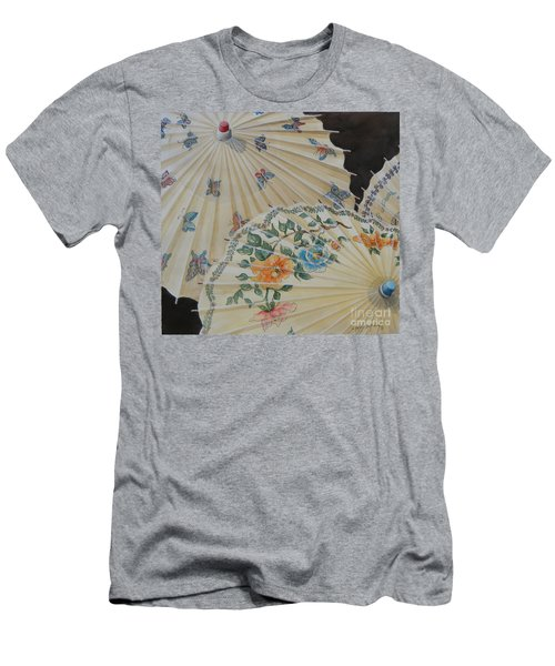 Parosol Parade Sold  Men's T-Shirt (Athletic Fit)