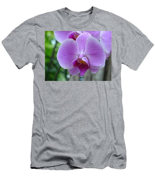 Pink Orchid Men's T-Shirt (Athletic Fit)