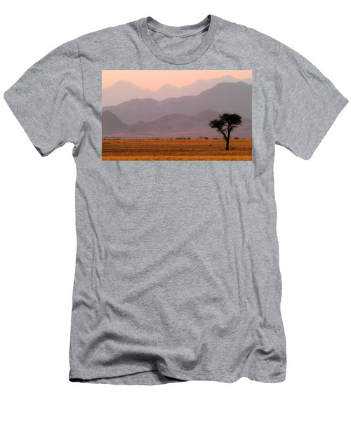 Plain Tree Men's T-Shirt (Athletic Fit)