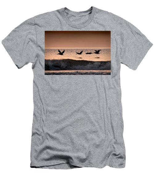 Predawn Formation Men's T-Shirt (Athletic Fit)
