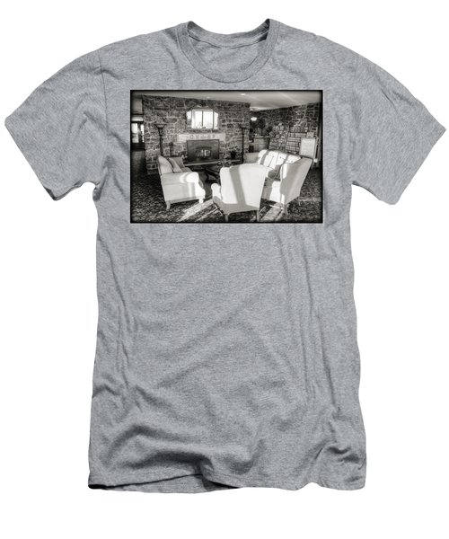 Queen Wilhelmina Lodge Men's T-Shirt (Athletic Fit)
