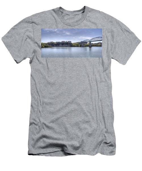 River Bluff Men's T-Shirt (Athletic Fit)