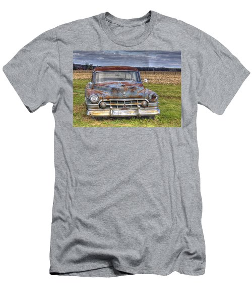 Rusty Old Cadillac - Torcwori Men's T-Shirt (Athletic Fit)