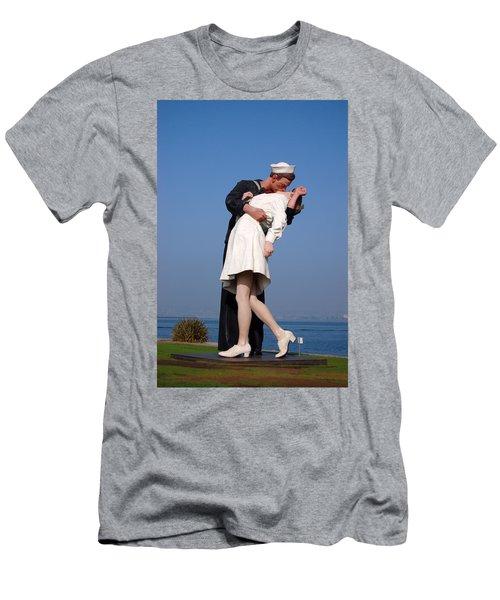 Sailor's Kiss Men's T-Shirt (Athletic Fit)