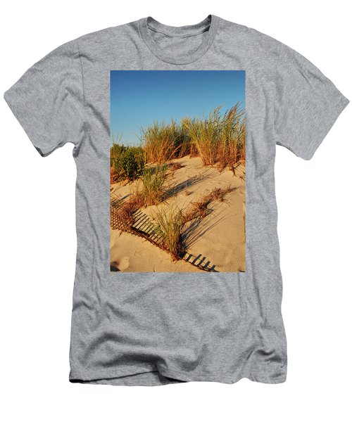Sand Dune II - Jersey Shore Men's T-Shirt (Athletic Fit)