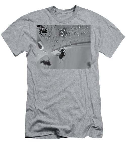 Search And Rescue Men's T-Shirt (Athletic Fit)