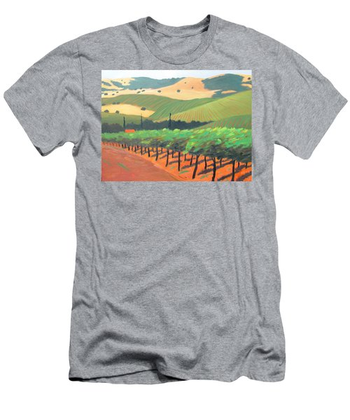 Sonoma Vinyard Men's T-Shirt (Athletic Fit)