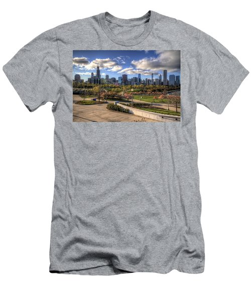 Spring Time Is Here Men's T-Shirt (Athletic Fit)