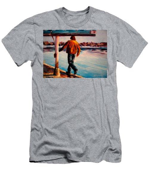 Stride Men's T-Shirt (Athletic Fit)