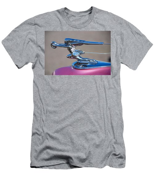 Men's T-Shirt (Slim Fit) featuring the photograph The Chase Continues... by John Schneider