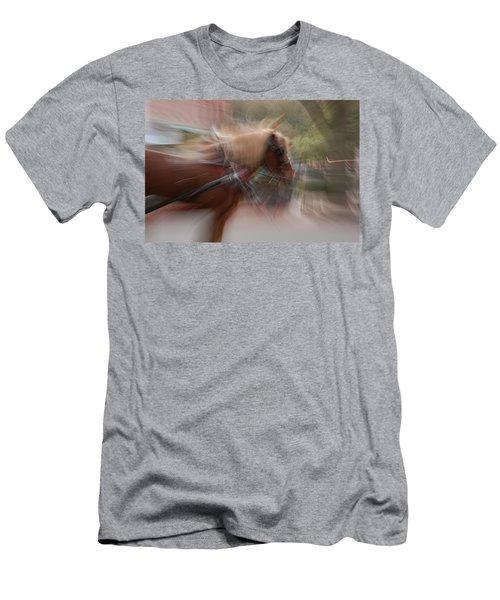The Horse Men's T-Shirt (Athletic Fit)