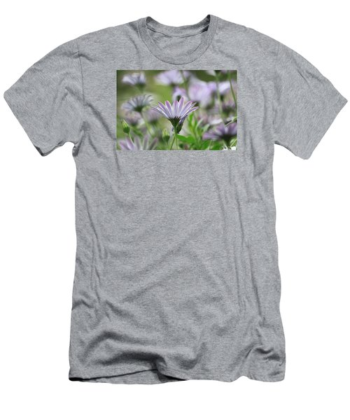 The Only One Men's T-Shirt (Slim Fit) by Amy Gallagher