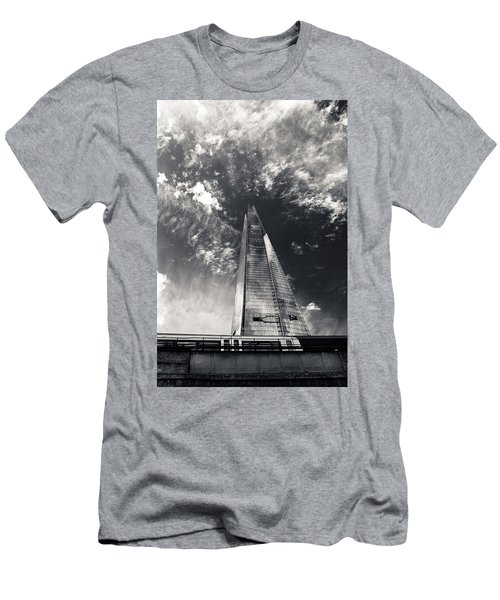 The Shard And London Bridge Men's T-Shirt (Athletic Fit)