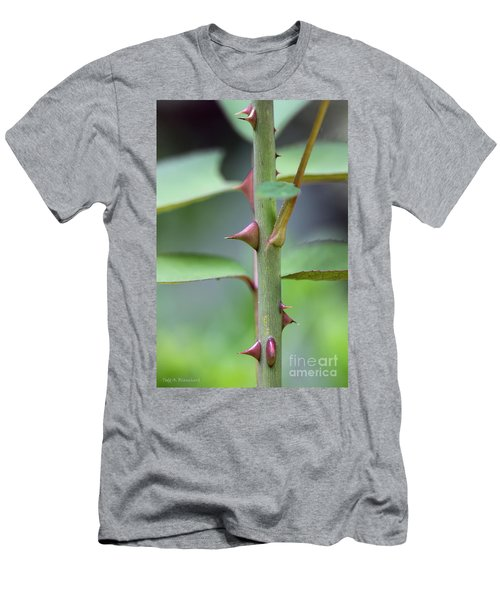 Thorny Stem Men's T-Shirt (Athletic Fit)