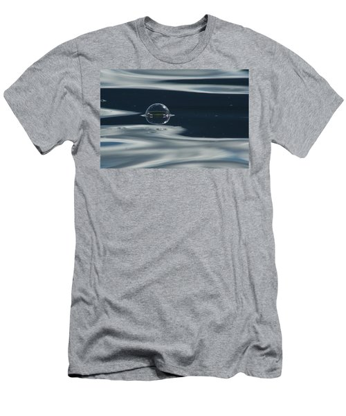 Men's T-Shirt (Slim Fit) featuring the photograph Through The Milky Way In My Spaceship by Cathie Douglas