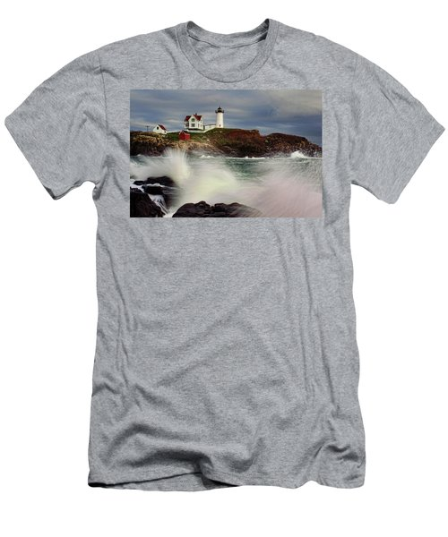 Thundering Tide Men's T-Shirt (Athletic Fit)